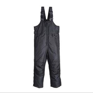 NWT i Xtreme Men's Snow Bibs Pants Ski Black XL